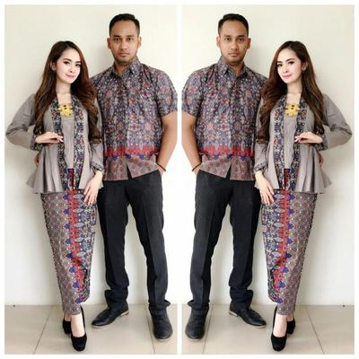 Model Baju Kebaya Batik