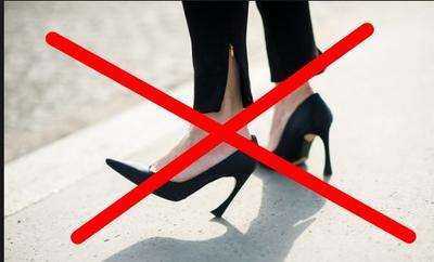 [FORUM] Lecet gara-gara pake heels nih... Obatin pake apa ya?