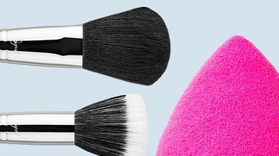[FORUM] Buat ngeblend foundation lebih suka pake sponge atau brush guys?