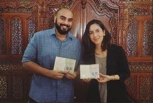 [FORUM] Suhay Salim Nikah di KUA Pakai Celana Jeans, Gimana Pendapat Kamu?