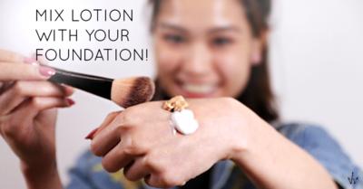 [FORUM] Girls, Ini Cara Bikin Tinted Moisturizer Buatan Sendiri Buat Makeup Lebih Natural!