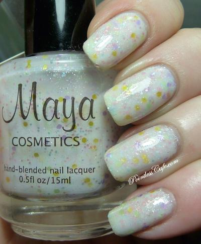 Kutek Halal Maya Cosmetics