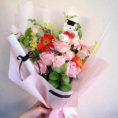 [FORUM] Bunga sisa wisuda enaknya diapain ya say?