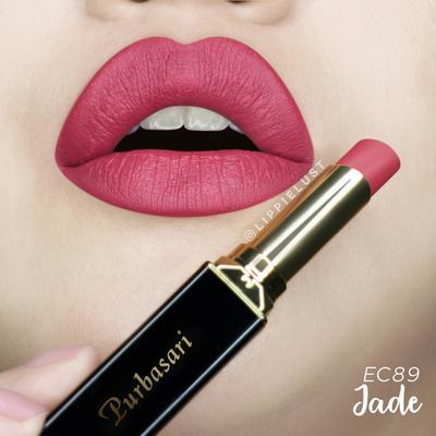 3. Lipstik Purbasari No 89 Jade