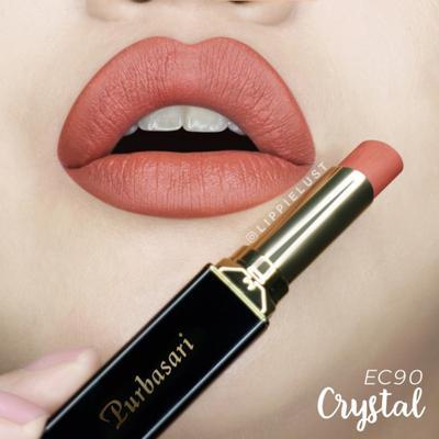 4. Lipstik Purbasari No 90 Crystal
