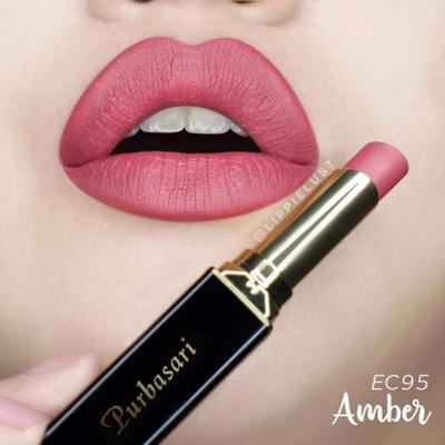 5. Lipstik Purbasari No 95 Amber