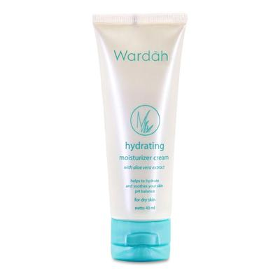 Wardah Hydrating Moisturizer Cream