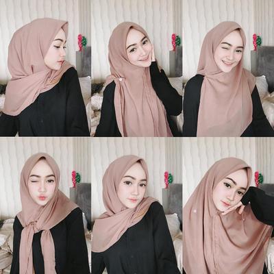 Tak Selalu Diikat, Tutorial Hijab untuk Wisuda Ini Akan Bikin Penampilanmu Beda
