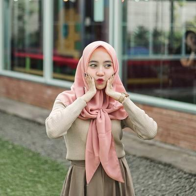 Warna Peach Tua