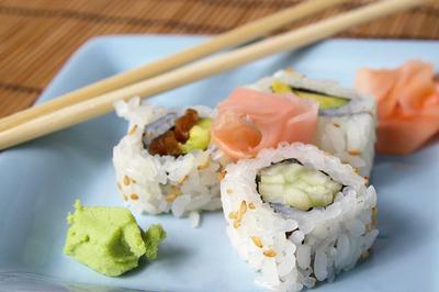 [FORUM] Kalian tim makan sushi pake wasabi atau nggak?
