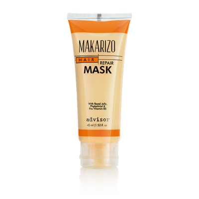 3. Masker Rambut Makarizo Advisor Hair Repair