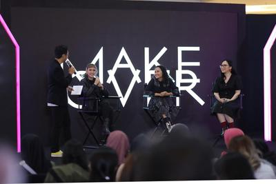 [EVENT] Make Over Beauty Beyond Rules, Ekspresi Cantik Tanpa Batas Melalui Seni
