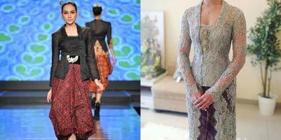 Anggun dan Mdoern, Inspirasi Model Rok Kebaya Kutu Baru untuk Seragam Bridesmaid