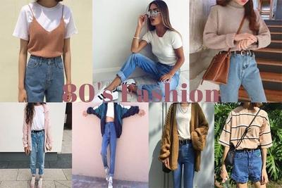 [FORUM] Suka deh sama fashion tahun 80-an!