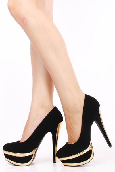 Biar Enggak Ketinggalan Zaman, Ini High Heels yang Siap Warnai Trend Fashion 2019!