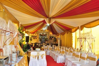 Enggak Perlu Lahan Luas, Dekorasi Pernikahan Ini Bisa Diterapkan di Rumah Sempit Sekalipun!