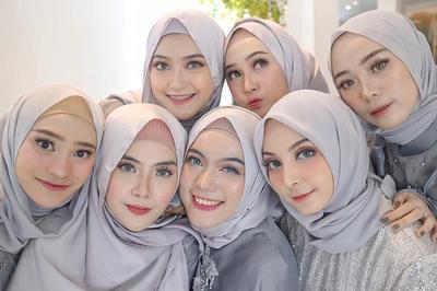 Begini Macam-macam Tutorial Hijab Pashmina Simple yang Cocok untuk Style Kondangan