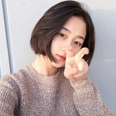 Potong Rambut Pendek Ala Wanita Korea