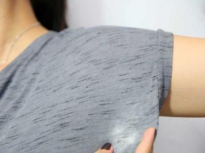 [FORUM] Cara ngilangin noda deodoran di baju gimana ya...
