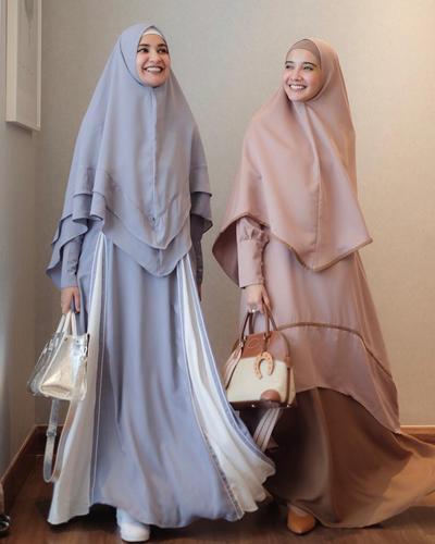 1. Hijab Syari Modern