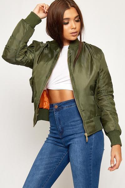[FORUM] Bomber Jacket yang bagus beli dimana ya?