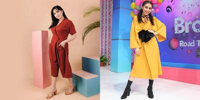 Nagita Slavina VS Ayu Ting-Ting, Mana Gaya Fashion yang Lebih Kece?
