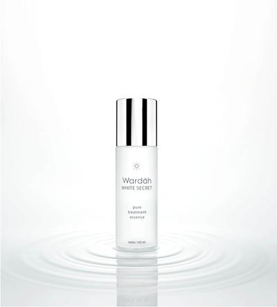 4. Wardah White Secret Pure Treatment Essence