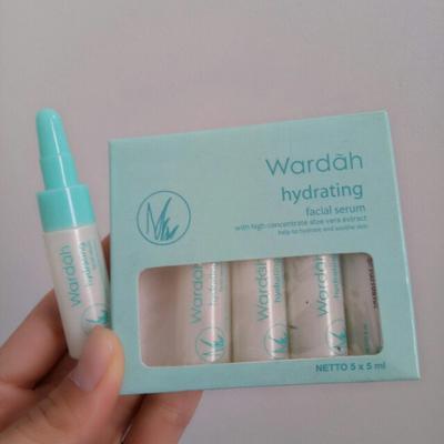 5. Wardah Hydrating Facial Serum