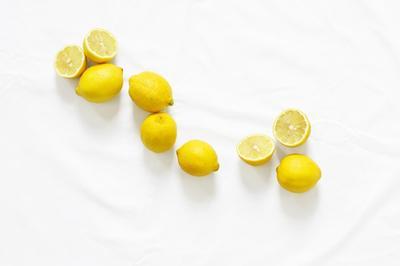 3. Lemon dan Gula