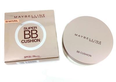 [FORUM] Udah pada coba Maybelline Super BB Cushion?
