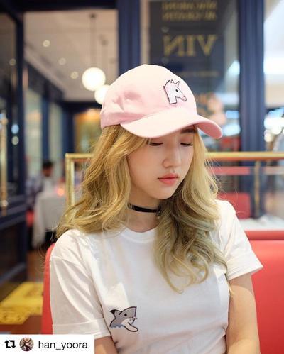 1. Warna Rambut Blonde