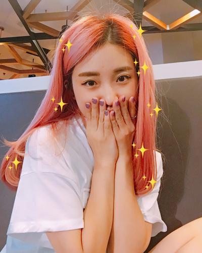 5. Warna Rambut Pink