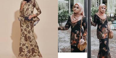 5 Model Kebaya Batik Paling Hits di Media Sosial, Bikin Anggun Tanpa Ngebosenin!
