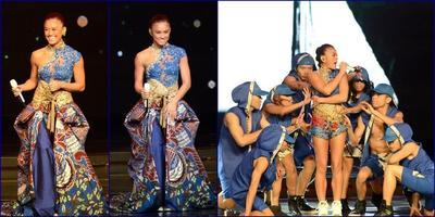Keren Abis! 5 Gaya Fashion Batik Agnez Mo, Penyanyi Indo Go Internasional