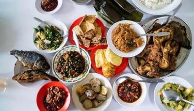 7 Masakan Sunda yang Paling Terkenal, Dijamin Makan Jadi Lahap Banget!
