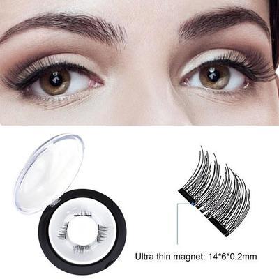 Cara Menggunakan Bulu Mata Magnet