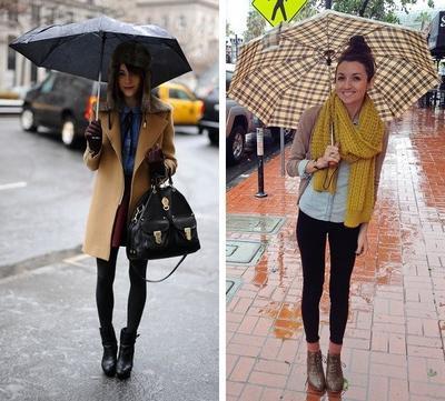 [FORUM] Mau tetep fashionable pas musim hujan? Nih tipsnya!