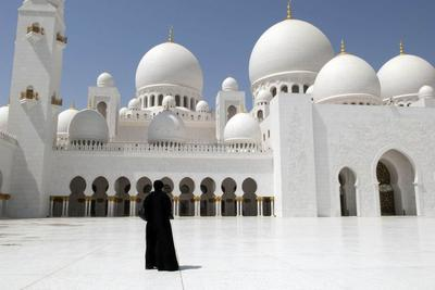 [FORUM] Udah tau belum kenapa wanita haid dilarang masuk masjid?