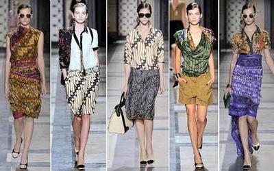 Batik, Jadi Pilihan Dresscode Artis di FFI 2018