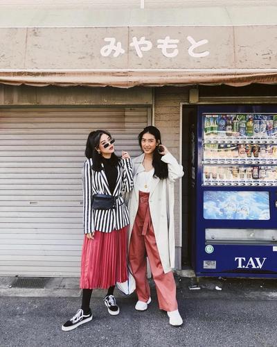 Alika Islamadina & Danita
