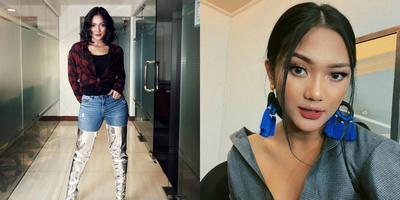 Kerennya Fashion Marion Jola saat Hadiri MAMA 2018 Ini Sukses Bikin Salah Fokus!