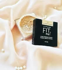 [FORUM] Lebih bagus Loose Powder Fit Me atau Make over ya?