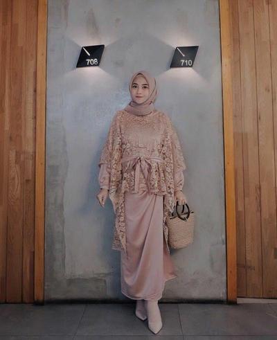 Model Kebaya Hijab Modern