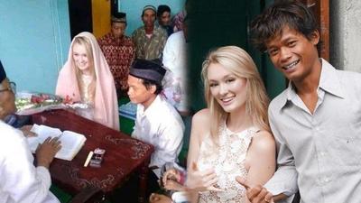Fakta-fakta di Balik Pernikahan Pria Muntilan dan Bule Cantik Inggris yang Viral!