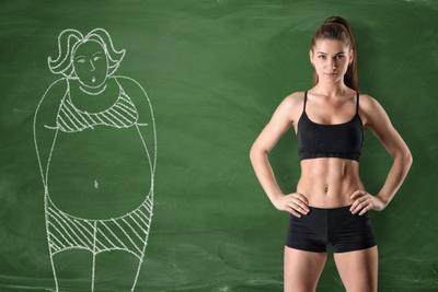 1. Tingkatkan Massa Otot