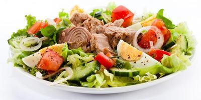 3. Mulai dengan Makanan Sehat