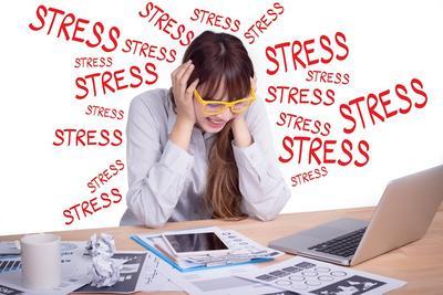 4. Kurangi Stres