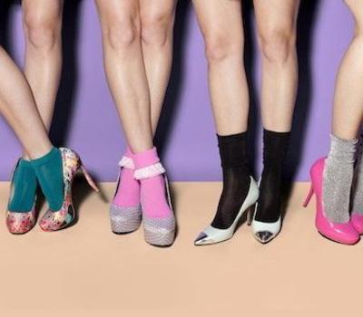 [FORUM] Pake kaos kaki panjang sama heels oke gak ya?