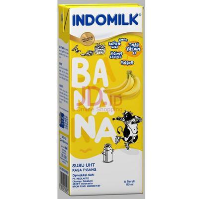 [FORUM] Banana milk-nya Indomilk enak banget deh!