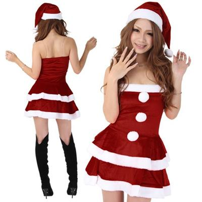 [FORUM] Ada acara kostum pas natal nih, pake apa ya?